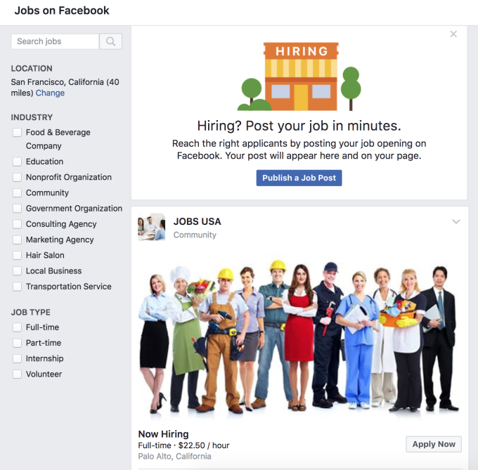 facebook-jobs-dashboard